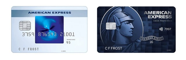 Amex Blue Cash Cards