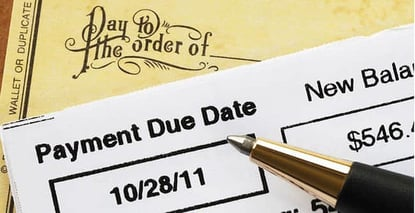 3 Reasons to Never Miss a Monthly Payment