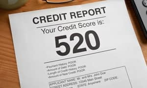 Missed Credit Card Payment Bad Credit Report and Credit Score