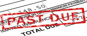 Missed Credit Card Payment Late Fee