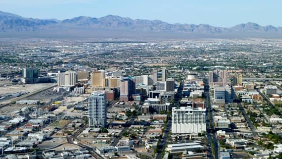 A Photo of Las Vegas, Nevada
