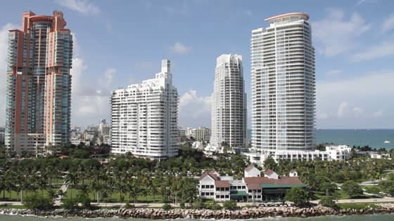 A Photo of Miami, Florida