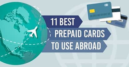 11 Best Prepaid Cards to Use Abroad in 2020