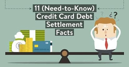 Credit Card Debt Settlement Facts