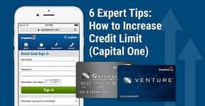 6 Expert Tips → How to Increase Credit Limit (Capital One)