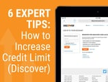6 Expert Tips: How to Increase Your Discover Credit Limit