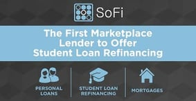 Grads Can Save Nearly $19K with SoFi: The First Marketplace Lender to Offer Student Loan Refinancing