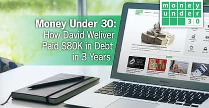 Money Under 30 David Weliver