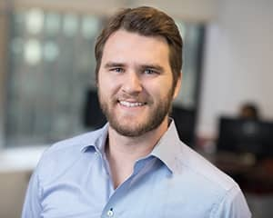 Photo of Brian Quinn, ValuePenguin Founder