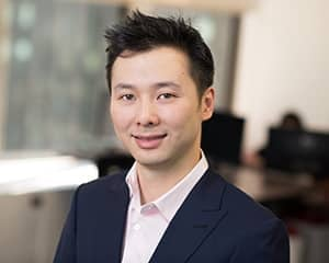 Photo of Jonathan Wu, ValuePenguin CEO