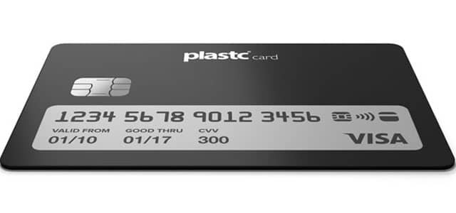 Image of Plastc Card