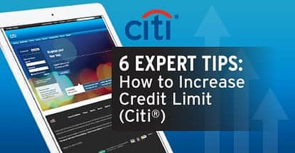How To Increase Citi Credit Limit