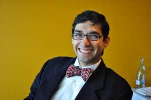 Headshot of Million Mile Secrets Co-Founder Daraius Dubash