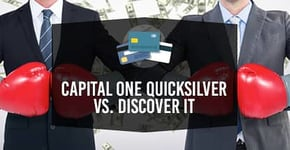 Capital One Quicksilver Cash Rewards Credit Card VS. Discover it® (4 Key Differences)