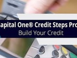 Capital One® Credit Steps Program (3 Things to Know)