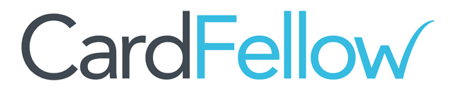 An image of the CardFellow logo