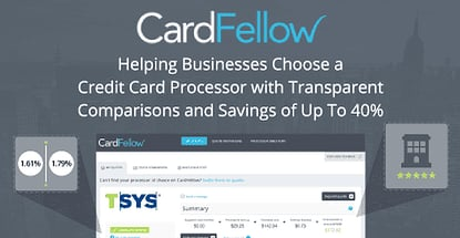 Cardfellow Changing Processor Comparisons