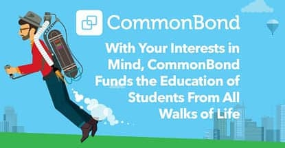 With Your Interests in Mind, CommonBond Funds the Education of Students From All Walks of Life