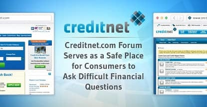 Creditnet Forum Ask Questions