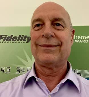 Sam McLimans, SVP of Credit Card Business & Cash Management at Fidelity