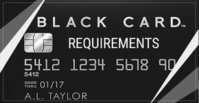 Visa® Black Card Requirements (And 5 Other High-Limit Cards)