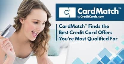Cardmatch Simplifies The Credit Card Comparison Process