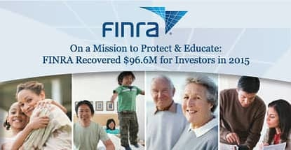 Finra Protects And Educates Investors