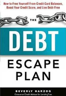 Front cover of The Debt Escape Plan