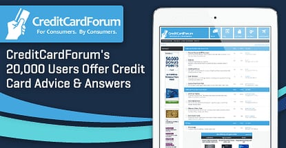 Creditcardforum Offers Credit Card Advice And Answers