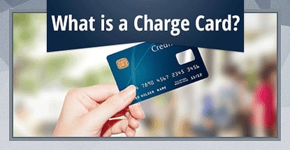 What Is A Charge Card