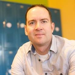 Photo of CouponSherpa CEO Luke Knowles