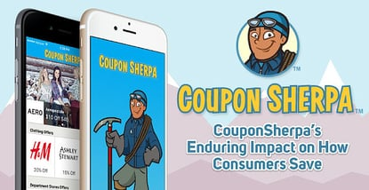 From First-to-Market App to Trusted Coupon Site: CouponSherpa's Enduring Impact on How Consumers Save