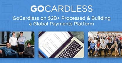 Gocardless Direct Debit Payments Platform
