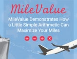 Scott Grimmer's MileValue Blog Demonstrates How a Little Simple Arithmetic Can Maximize Your Miles