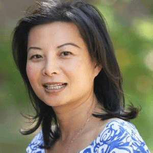 Photo of Perl Ni, CEO of GreatNonprofits