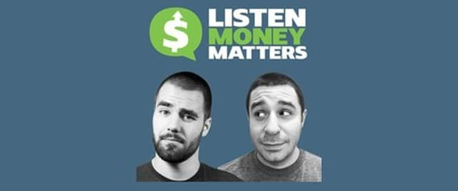 Listen Money Matters logo