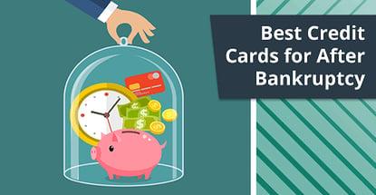 10 Best Credit Cards After Bankruptcy Discharge – (Rebuild Credit)