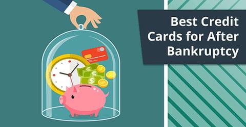 10 Best Credit Cards After Bankruptcy Discharge Rebuild Credit Cardrates Com