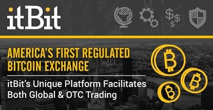 Itbit Facilitates Global And Otc Bitcoin Trading
