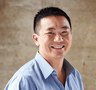 photo of Kenneth Lin, founder of credit karma