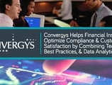 Convergys Helps Financial Institutions Achieve Compliance and Optimize Customer Satisfaction by Combining Technology & Analytics
