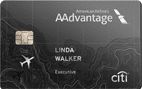 Citi® / AAdvantage® Executive World Elite™ MasterCard