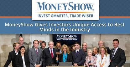 Moneyshow Access To Best Minds In The Industry