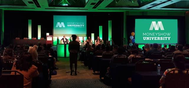 Photo of MoneyShow University Event
