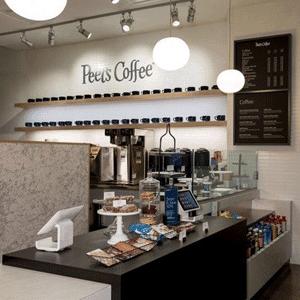 Photo of Peet's Coffee Inside Capital One Café
