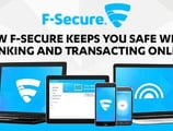 How F-Secure Keeps Your Sensitive Financial Information Safe from Cyber Threats When Banking and Transacting Online