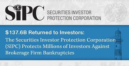 Sipc Insures Investors Against Brokerage Firm Bankruptcies