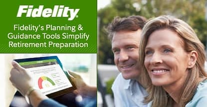 Fidelity Planning And Guidance Tools Simplify Retirement Preparation