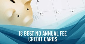 18 Best No Annual Fee Credit Cards (2020)