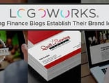 Logoworks: Helping New Finance Blogs Establish Their Brand Identity Through Custom Graphic Design Projects & Professional Marketing Collateral